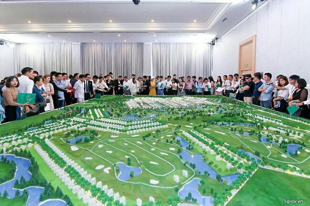 Tiến độ xây dựng dự án Biên Hoà NewCity