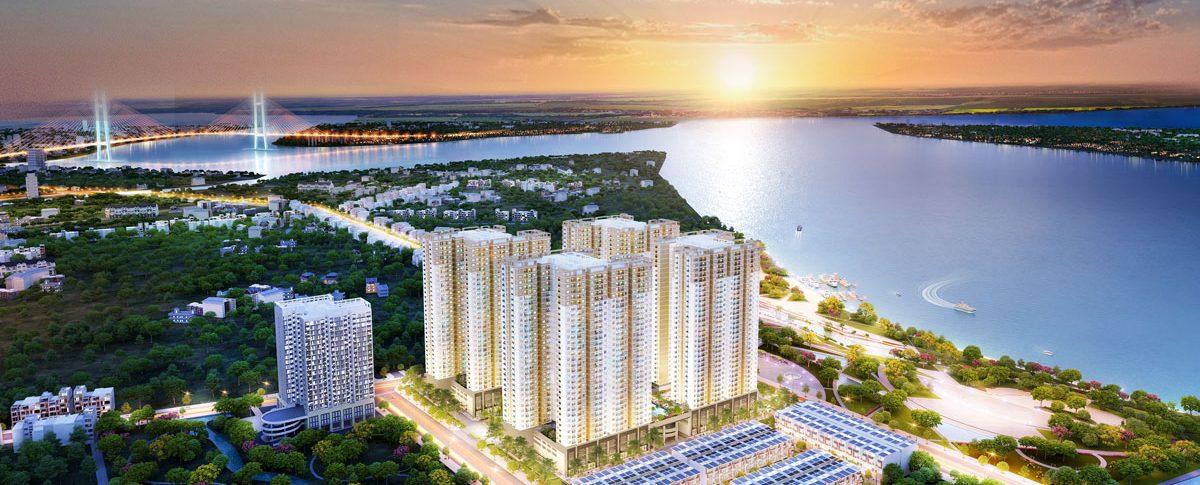 Căn hộ Q7 Sài Gòn Riverside Complex