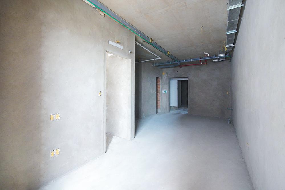 Tô tường căn hộ từ tầng 5 đến tầng 10 Block Saturn