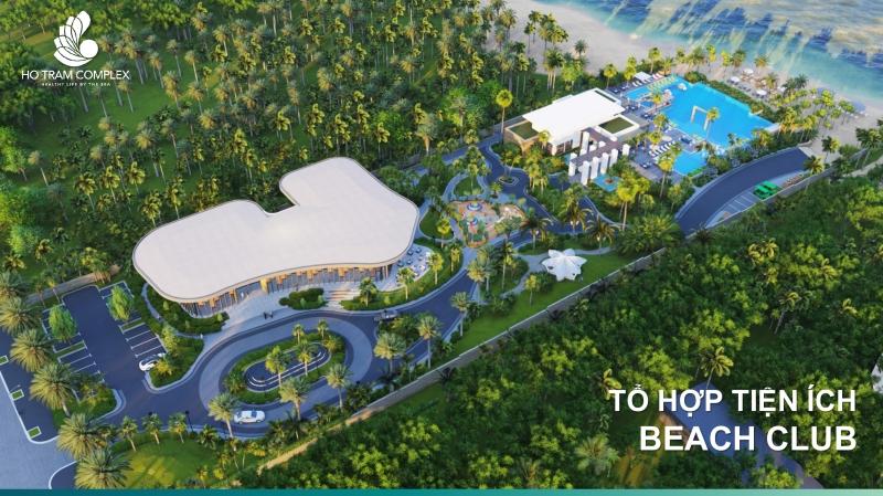 Tiện ích căn hộ dự án Hồ Tràm Complex