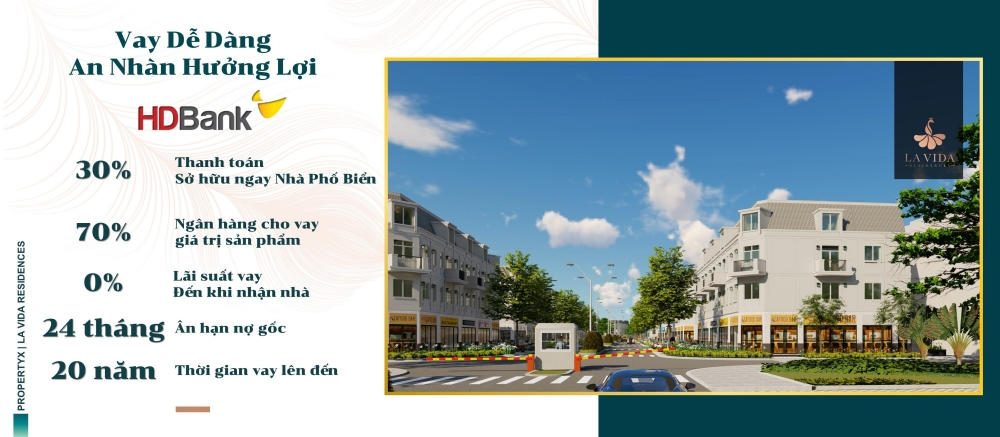 Pháp lý dự án La Vida Residences Vũng Tàu