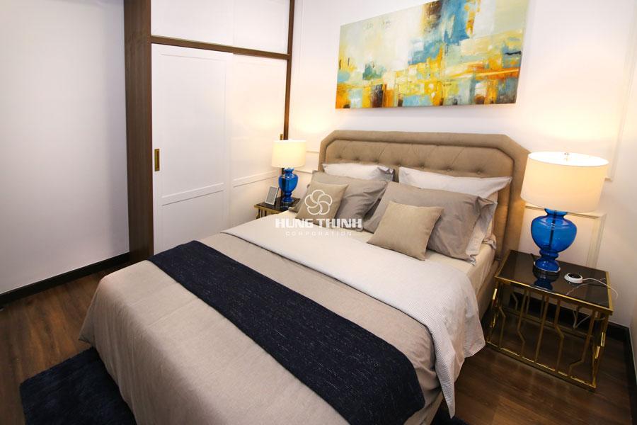 Hình ảnh thực tế căn hộ mẫu 3phòng ngủ