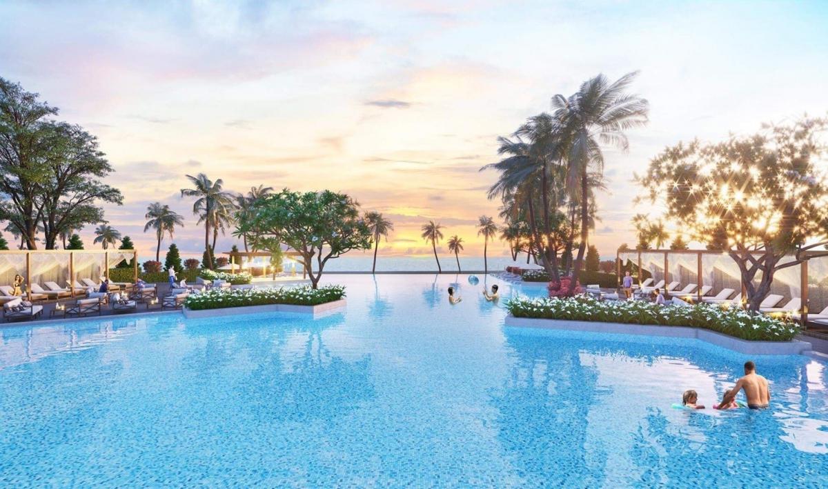 Cập nhật tiến độ xây dựng Cam Ranh Mystery Villa